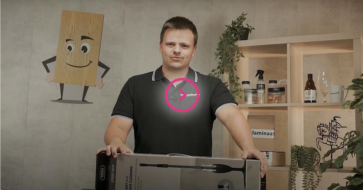 VIDEO: Woca Spraymop