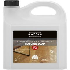 Woca Natuurzeep Naturel 3L
