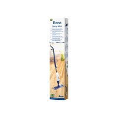 Bona Spraymop voor Geverniste houten vloeren