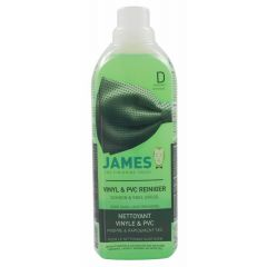 James Vinyl & PVC Reiniger Schoon en Snel droog 1L