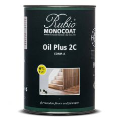 Rubio Monocoat Oil Plus 2C Ice Brown (1L) Comp. A