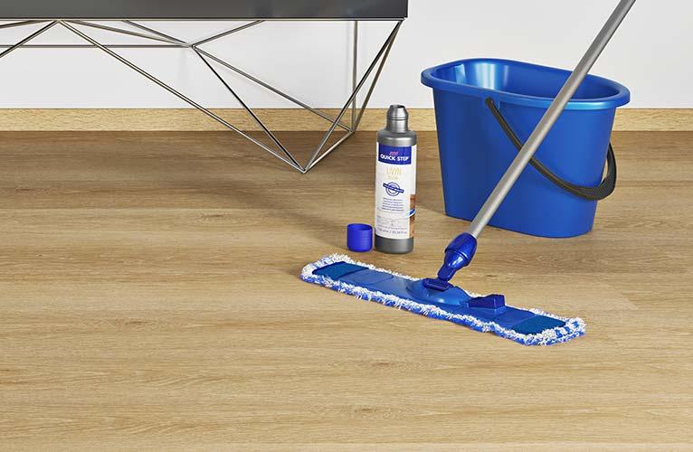 Een perfect onderhouden vinylvloer dankzij Laminaatshop!